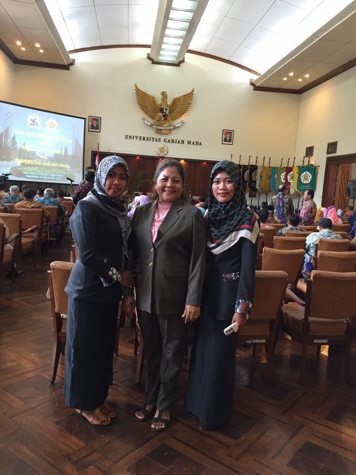 MOU Kopertisi Wilayah II dan Univ. Jogyakarta